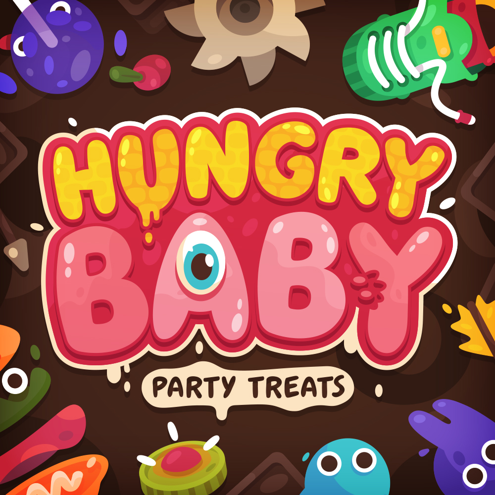 Hungry Baby is coming soon on Nintendo Switch!