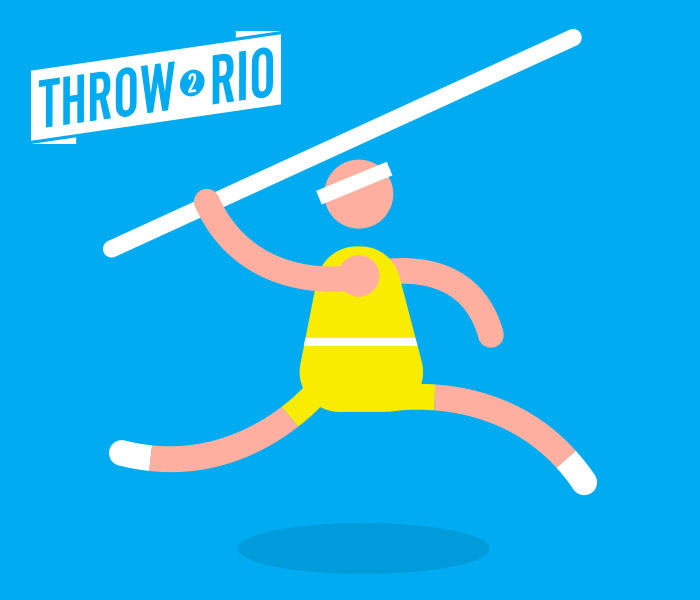 Throw 2 Rio